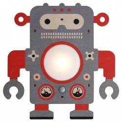 Robot Nightlight by Modern Moose