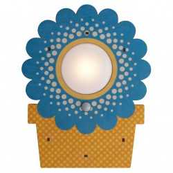 Flowerpot Nightlight by Modern Moose