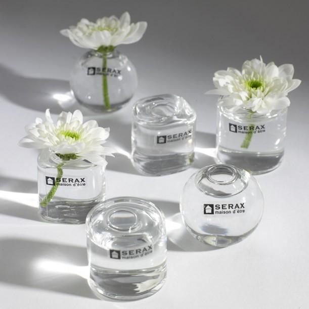 Set of 6 mini Vases Soliflores Serax