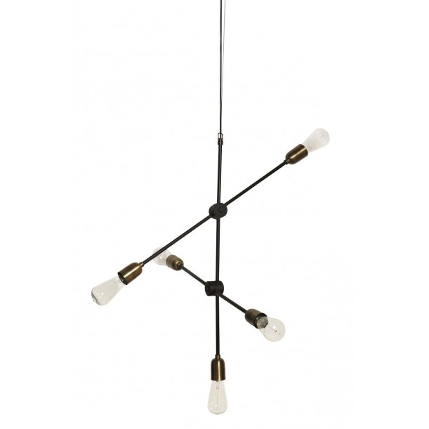 Lampe Suspension Molecular 5 House Doctor