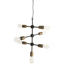 Lampe Suspension Molecular 7 House Doctor