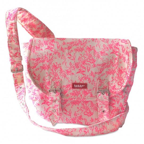 Backpack Bag or Shoulder strap Bag Jouy Pink Bakker