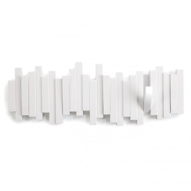 Multi Hook White Sticks Umbra