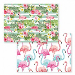 Placemats Paper Pad Flamenco Trendform