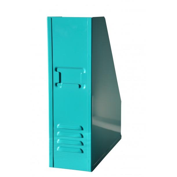 Magazine Box Petrol Blue Waterquest