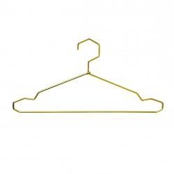3 Hexagon Hangers Gold Nomess Copenhagen