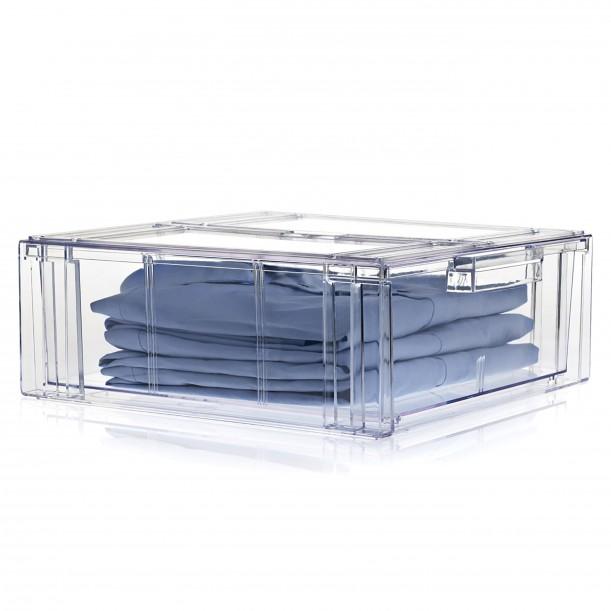 Boite de Rangement Transparente à Tiroir Clear Drawer N°3 Nomess Copenhagen