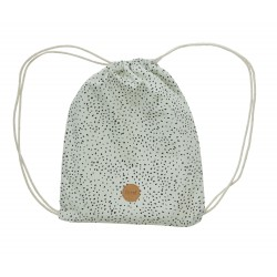 Gym Bag Mint Dot Ferm Living