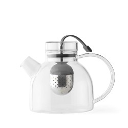Glass Teapot Kettle 0,75 L Menu