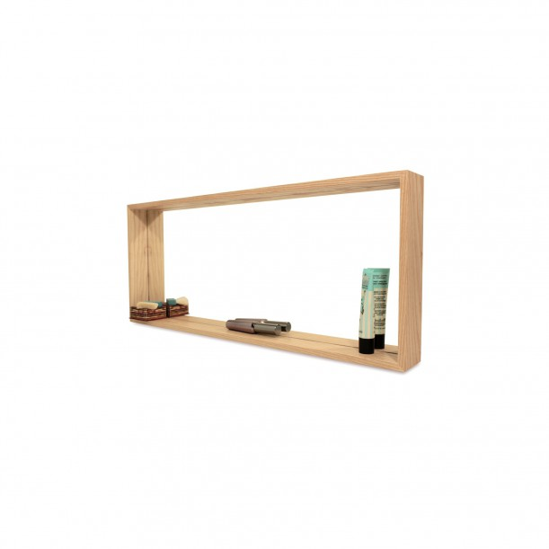 Mirror Shelf Deep 2 L 60 x 25 cm Archiv Collection