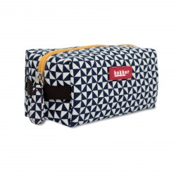 Small Cosmetic Bag Sails Printed Canvas Bakker