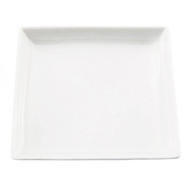 Square Plate Uno Due Tre L 26 x 26 cm Serax