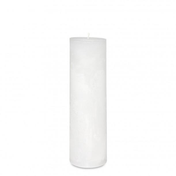 White Candle Diam 7 x 25 cm
