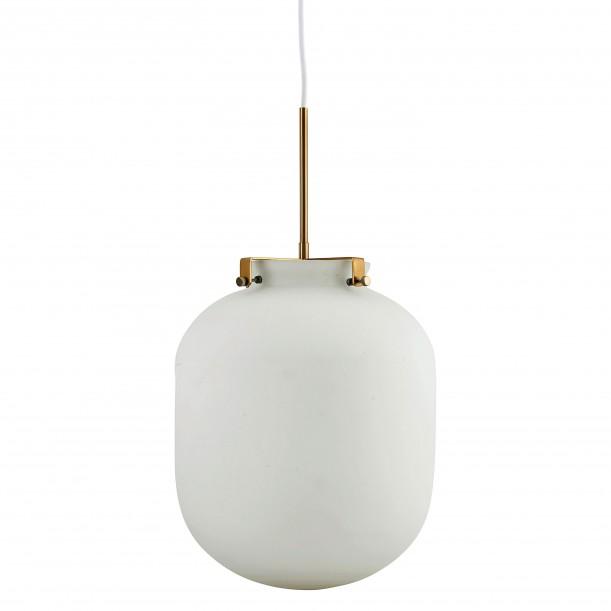 Ball White Pendant Diam 30 cm House Doctor