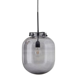 Ball Grey Pendant Diam 30 cm House Doctor