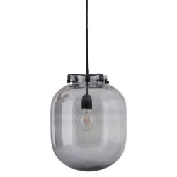 Lampe Suspension Ball Grise Diam 30 cm House Doctor