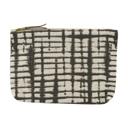 Cosmetic Bag Batik Antracite 23 x 16 cm House Doctor
