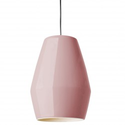 Lampe Suspension Bell Rose en Porcelaine Northern Lighting