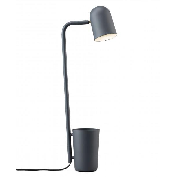 Buddy Table Lamp Dark Grey Metal Northern Lighting