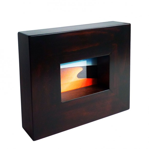 Photo Frame Wide M 29 x 24 cm for Photo 10 x 15 cm Archiv Collection