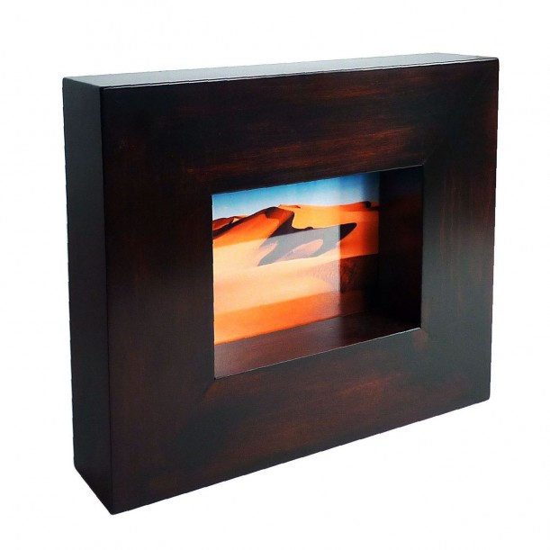 Photo Frame Wide L 32 x 27 cm for Photo 13 x 18 cm Archiv Collection