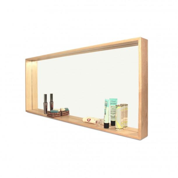 Mirror Shelf Deep L 80 x 35 cm Archiv Collection