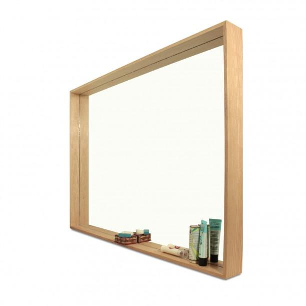 Mirror Shelf Deep XL 80 x 60 cm Archiv Collection
