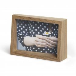Edge Frame Natural for 10 x 15 cm Photo Umbra