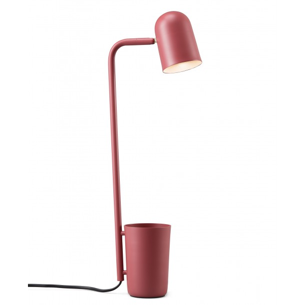 Lampe de Table Buddy Marsala en Métal avec Pot Northern Lighting