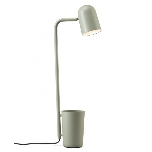 Lampe de Table Buddy Vert en Métal avec Pot Northern Lighting
