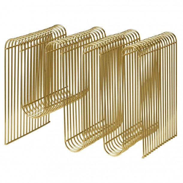 Magazine Holder Brass AYTM