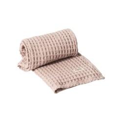 Organic Hand Towel Rose 100 x 50 cm Ferm Living