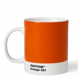 Pantone Mug Orange 021C ROOM COPENHAGEN