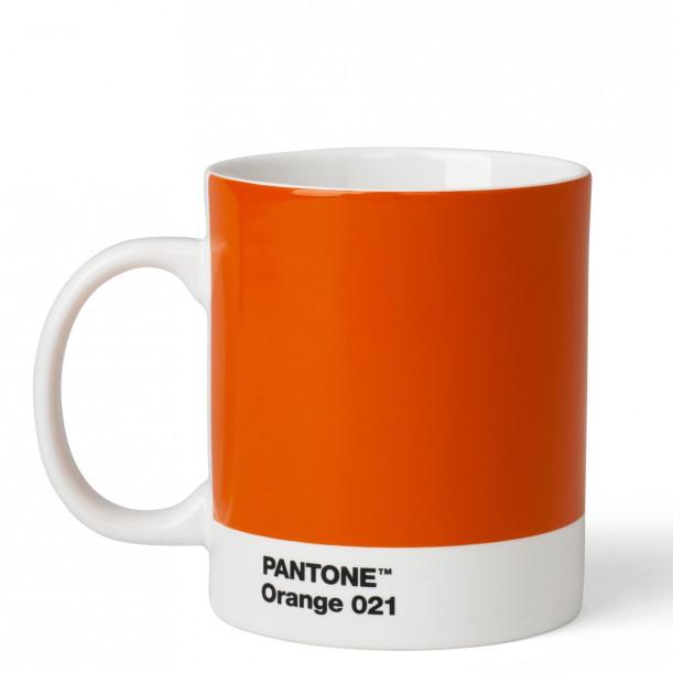Pantone Mug Orange 021C ROOM COPENHAGEN