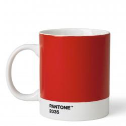 Pantone Mug Red 2035C ROOM COPENHAGEN