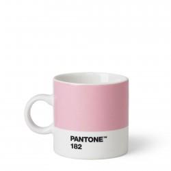 Tasse à Expresso Pantone Rose 182C ROOM COPENHAGEN