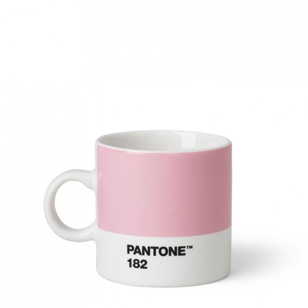 Pantone Espresso Cup Pink 182C ROOM COPENHAGEN