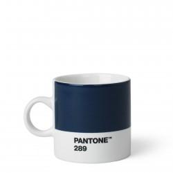 Tasse à Expresso Pantone Bleu Foncé 289C ROOM COPENHAGEN