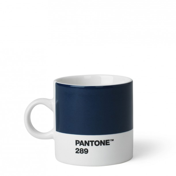 Pantone Espresso Cup Dark Blue 289C ROOM COPENHAGEN