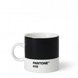 Pantone Espresso Cup Black 419C ROOM COPENHAGEN
