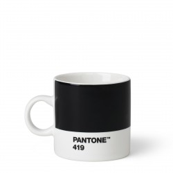 Tasse à Expresso Pantone Noir 419C ROOM COPENHAGEN