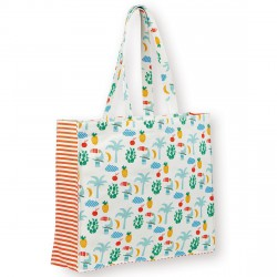 Large Shopping Bag Jungle Bandjo