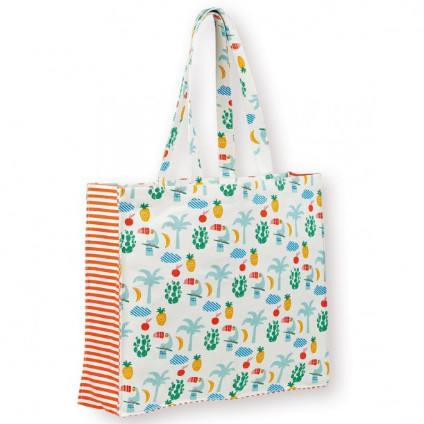 Large Shopping Bag Jungle Bandjo