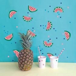 Wall Sticker Just a Touch Watermelon Mimilou