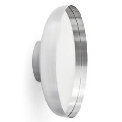 Mirror Darkly Aluminium Round Diam 40 cm Menu