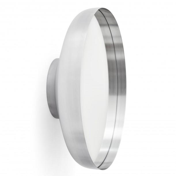Miroir Rond Darkly Aluminium Diam 40 cm Menu