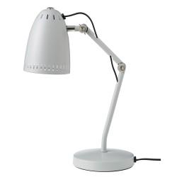 Lampe de Bureau Dynamo 345 Gris Clair Mat Superliving