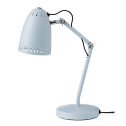 Lampe de Bureau Dynamo 345 Bleu Clair Mat Superliving