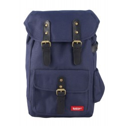 Small Backpack HIPHIP Navy 35 x 20 x 10 cm Bakker