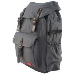 Large Backpack HURRAY Grey 42 x 28 x 12 cm Bakker